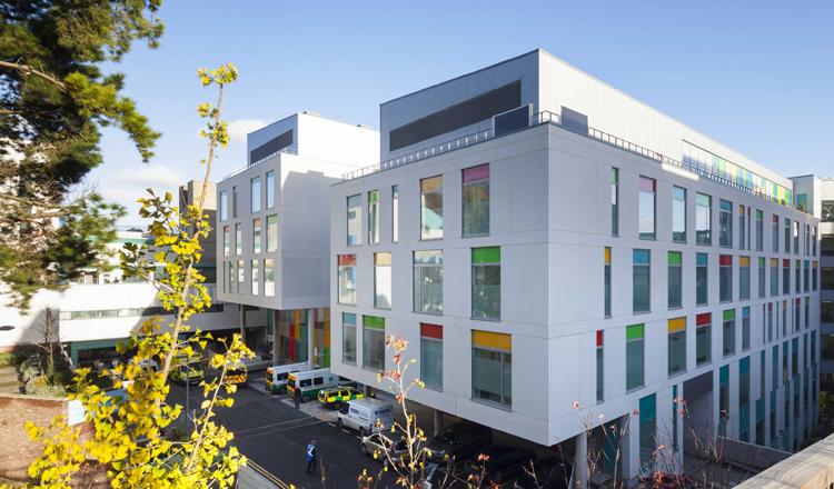 BRI Ward Block Stretto Architects