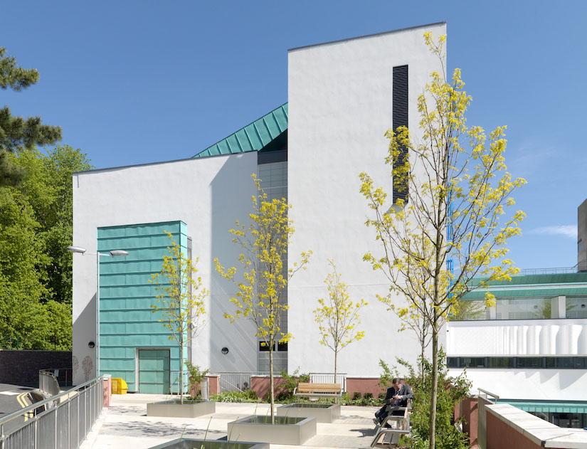 Bristol Heart Institute Stretto Architects
